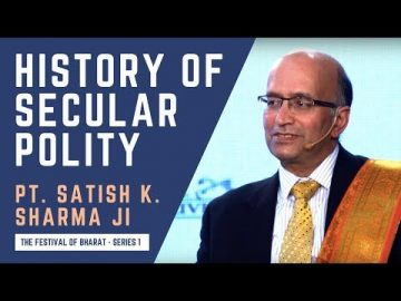 """S1: """"Secularism Does Not Work in India"""" 